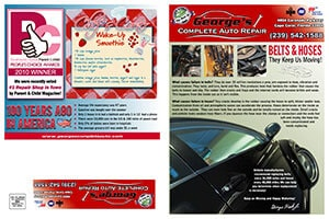 Newsletter | George's Complete Auto Repair