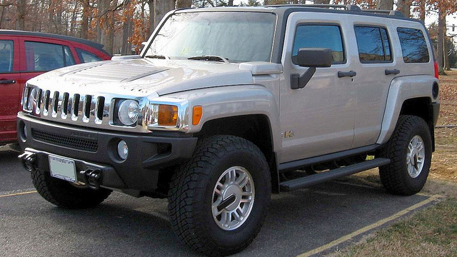 HUMMER Service and Repair | George's Complete Auto Repair